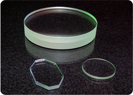 Flats from Optical Components Manufacturer