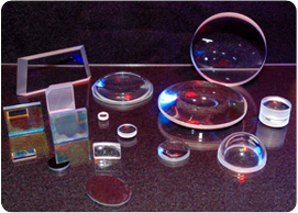 Telecom Optics and Coatings from Optical Components Manufacturer