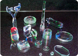 Plastic Lens from Optical Components Manufacturer