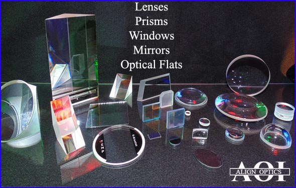 Optical Components Manufacturer